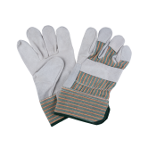 1008-RC-GY Rigger Leather Gloves